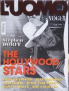 L'UOMO VOGUE  2011年 2月号