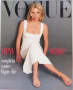 VOGUE Italia 1993年1月号
