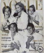 VOGUE Italia 1993年12月号