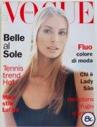 VOGUE Italia 1994年6月号