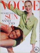 VOGUE Italia 1996年5月号