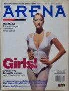ARENA (UK)  1990/91年 DEC/JAN No.25