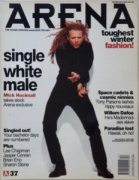 ARENA (UK) 1992/93年 DEC/JAN  No.37