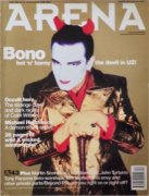 ARENA (UK) 1993/94年 DEC/JAN  No.43