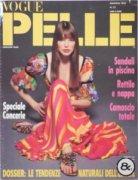VOGUE PELLE  MAG/GIU 1993