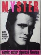 MYSTER (IT)  1991年 JUN No.9