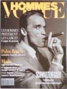 VOGUE HOMMES  1992年2月号 No.146