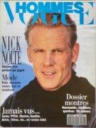 VOGUE HOMMES  1992年4月号 No.148