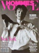 VOGUE HOMMES  1992年11月号 No.154
