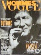 VOGUE HOMMES  1993年5月号 No.159