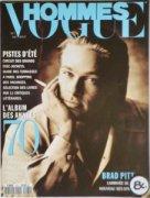 VOGUE HOMMES  1993年7-8月号 No.161