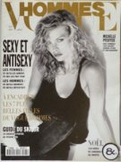 VOGUE HOMMES  1993年12-1994年1月号 No.165