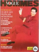 VOGUE HOMMES  1994年4月号 No.168