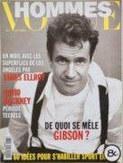 VOGUE HOMMES  1995年10月号 No.183