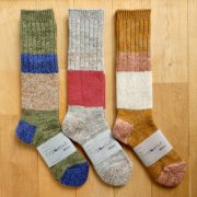 ざっくり編み 杢ウール2・ロング
