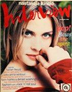 Interview magazine Dec. 1993