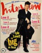 Interview magazine May. 1994