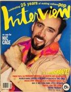 Interview magazine Aug. 1994