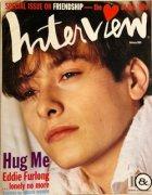 Interview magazine Feb.1995