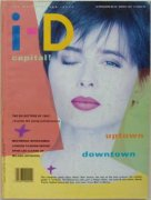 i-D MAGAZINE No.45 March 1987