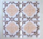 旅するハンカチーフ in Spain/mosaic・ベージュ