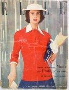 ELLE 1955年 3/7 No.482