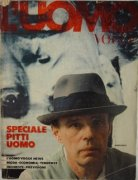 L'UOMO VOGUE  1981年2月号