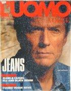L'UOMO VOGUE  1986年1月号