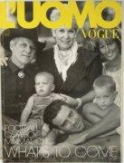 L'UOMO VOGUE  1995年 3月号
