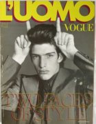 L'UOMO VOGUE  1996年4月号