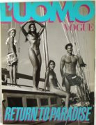 L'UOMO VOGUE  1996年5/6月号