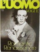 L'UOMO VOGUE  1996年7/8月号