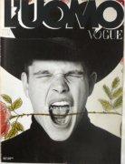 L'UOMO VOGUE  1998年3月号