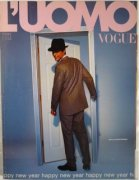 L'UOMO VOGUE  1998年12月号