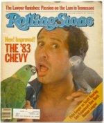 ローリング ストーン 1983年10/13号