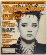 ローリング ストーン 1986年8/28号