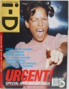 i-D MAGAZINE No.124 January 1994