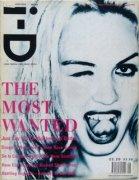 i-D MAGAZINE No.143 August 1995
