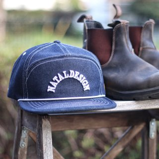 【予約商品】GOOD BOY CAP DENIM