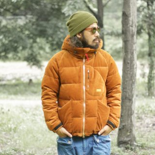 IGLOO DOWN JACKET CORDUROY X NANGA