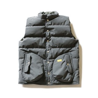 ��ͽ���ʡ�GOOD OLD DOWN VEST4 X NANGA