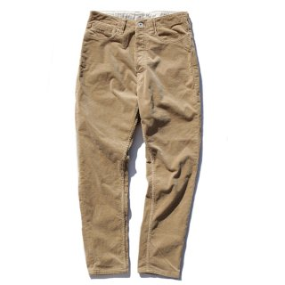 S600-s Sarouel Pants Stretch Corduroy
