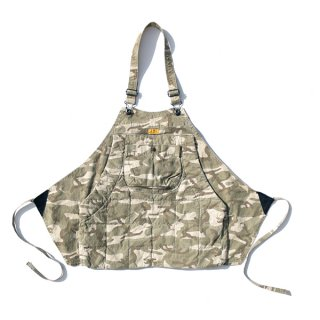HOLTER APRON QUILTED CAMO