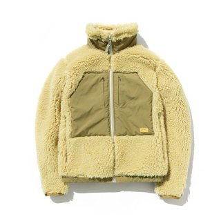 WHITE BUFFALO BOA JACKET