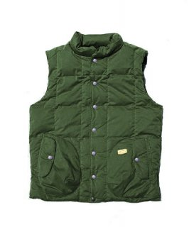 GOOD OLD DOWN VEST5 x NANGA