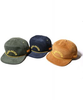 【予約商品】GOOD BOY CAP CORDUROY3
