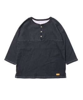【予約商品】DENIM SWEAT HENRY