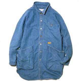 SHOP COAT CHAMBRAY