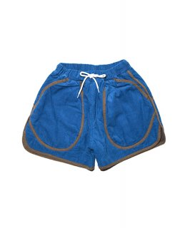 QUILTED SHORTS TYPE2 CORD
