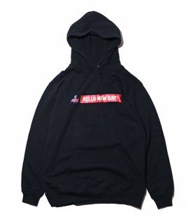 TM PAINT LOGO PARKA